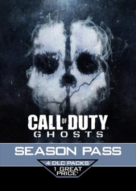 Call of Duty Ghosts Season Pass DLC