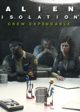 Alien Isolation Crew Expendable DLC