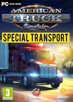 American Truck Simulator Special Transport DLC