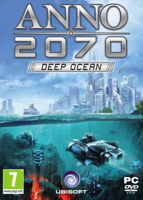Anno 2070 Deep Ocean DLC