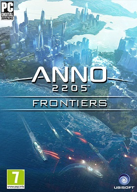 Anno 2205 Frontiers DLC