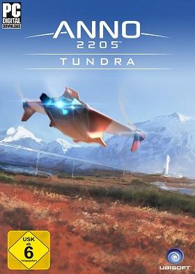 Anno 2205 Tundra DLC