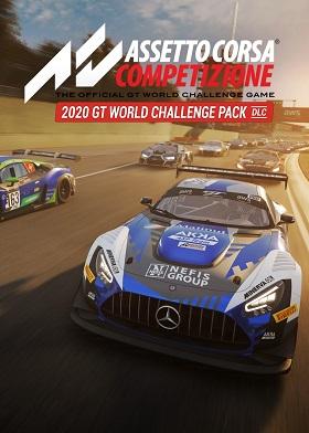 Assetto Corsa Competizione 2020 GT World Challenge Pack DLC