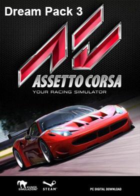 Assetto Corsa Dream Pack 3 DLC