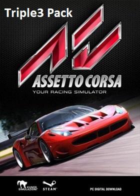 Assetto Corsa Tripl3 Pack DLC