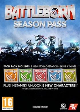 Battleborn Season Pass DLC