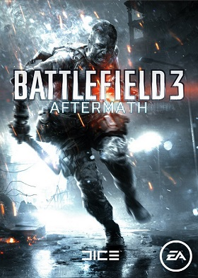 Battlefield 3 Aftermath Expansion DLC