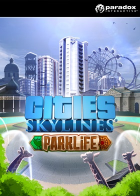 Cities Skylines Parklife Expansion DLC