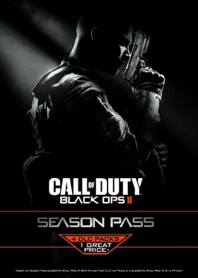 Call of Duty Black Ops II Season Pass DLC