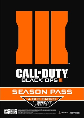 Call of Duty Black Ops III Season Pass DLC