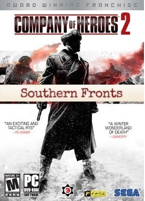 Company of Heroes 2 Southern Fronts Mission Pack DLC