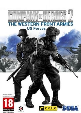 Company of Heroes 2 The Western Front Armies US Forces DLC