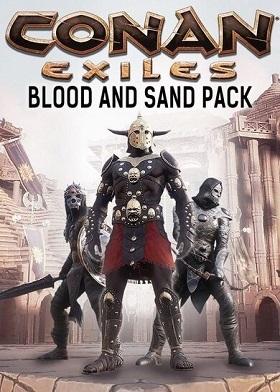 Conan Exiles Blood and Sand Pack DLC