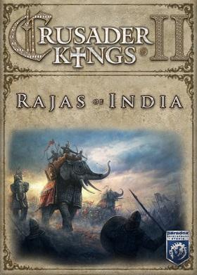 Crusader Kings II Rajas of India Expansion DLC