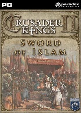 Crusader Kings II Sword of Islam Expansion DLC