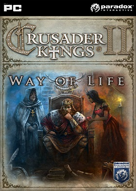 Crusader Kings II Way of Life Expansion DLC