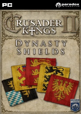 Crusader Kings II Dynasty Shields DLC