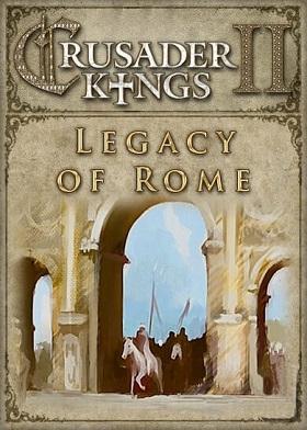 Crusader Kings II Legacy of Rome DLC