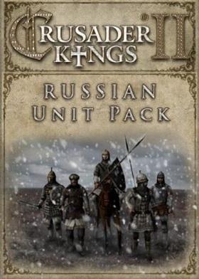 Crusader Kings II Russian Unit Pack DLC