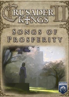 Crusader Kings II Songs of Prosperity DLC