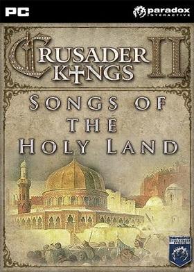 Crusader Kings II Songs of the Holy Land DLC