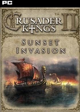 Crusader Kings II Sunset Invasion DLC