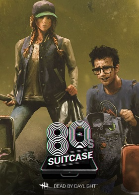 Dead by Daylight The 80s Suitcase DLC