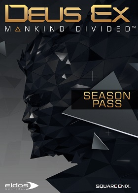 Deus Ex Mankind Divided Season Pass DLC