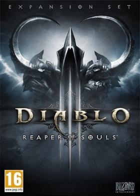 Diablo III Reaper of Souls DLC