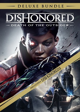 Dishonored Death of the Outsider Deluxe Bundle