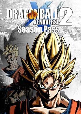 Dragon Ball Xenoverse 2 Season Pass DLC