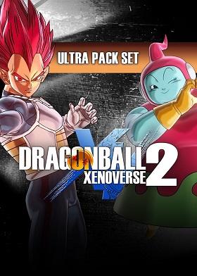 DRAGON BALL XENOVERSE 2 Ultra Pack Set DLC