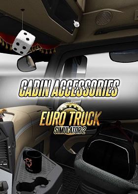 Euro Truck Simulator 2 Cabin Accessories DLC