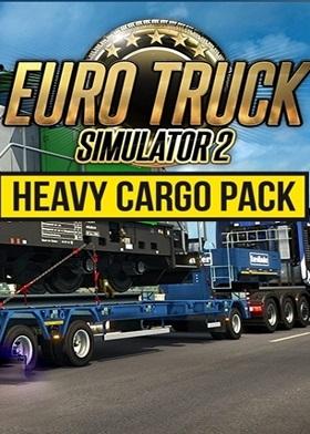 Euro Truck Simulator 2 Heavy Cargo Pack DLC