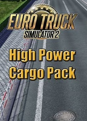 Euro Truck Simulator 2 High Power Cargo Pack DLC