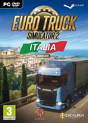 Euro Truck Simulator 2 Italia Expansion DLC