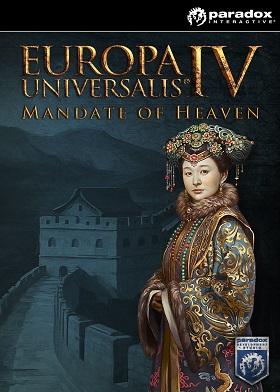 Europa Universalis IV Mandate of Heaven DLC