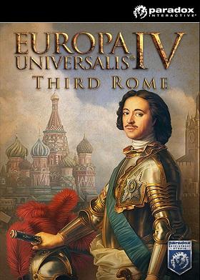 Europa Universalis IV Third Rome DLC