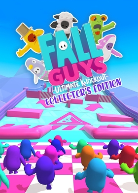Fall Guys Collectors Edition BUNDLE