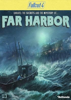 Fallout 4 Far Harbor DLC