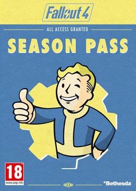 Fallout 4 Season Pass DLC