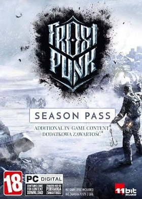 Frostpunk Season Pass DLC