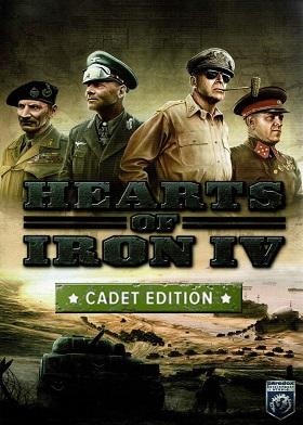 Hearts of Iron IV Cadet Edition