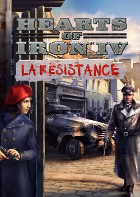 Hearts of Iron IV La Résistance
