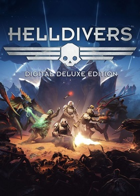 HELLDIVERS Deluxe Edition