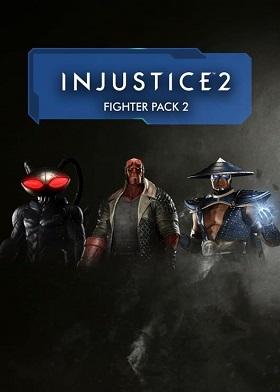 Injustice 2 Fighter Pack 2 DLC