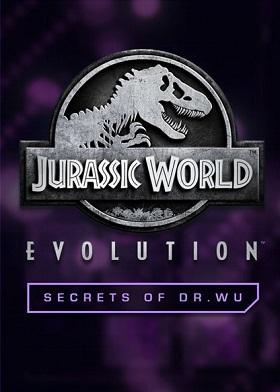 Jurassic World Evolution Secrets of Dr Wu DLC
