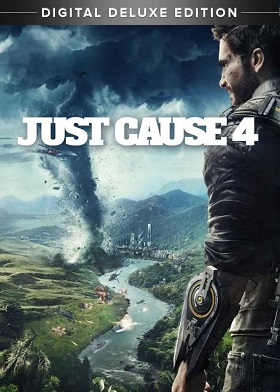 Just Cause 4 Deluxe Edition