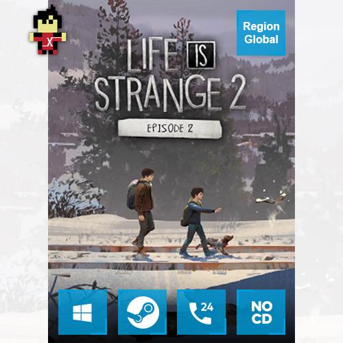 Life is Strange 2 Episode 2 DLC