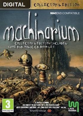 Machinarium Collectors Edition